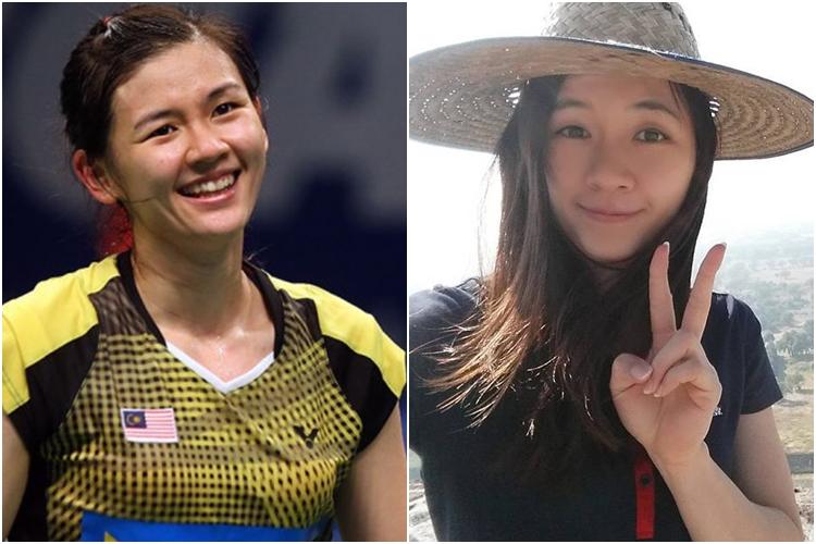 Inilah deretan Atlit Bulutangkis putri tercantik dan terkeren di dunia yaitu Woon Khe Wei.